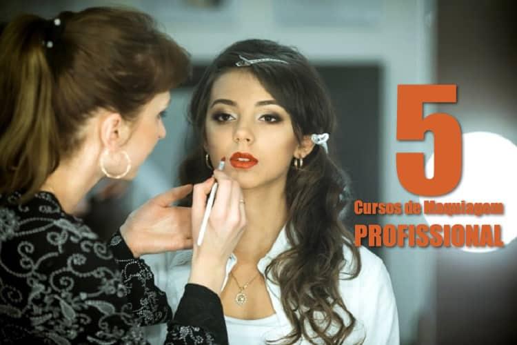 5 melhores cursos de maquiagem profissional do rs