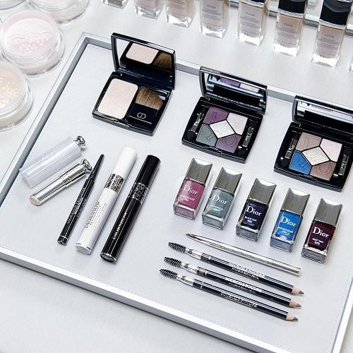 Dior melhores marcas de maquiagem de 2019