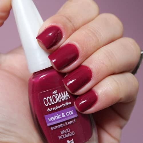 esmaltes colorama