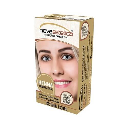 melhores marcas de henna para sobrancelhas nova estética