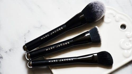 pincéis de maquiagem marc jacobs