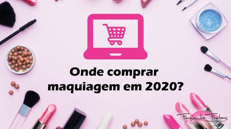 onde comprar maquiagem em 2020 maquiagem barata maquiagem em oferta promoção de maquiagem