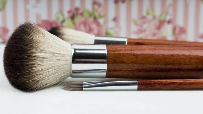 ferramentas para maquiagens